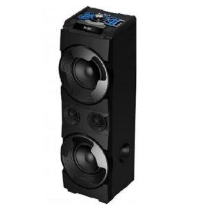 Boxa cu Bluetooth, Microfon si Karaoke Well Heartbeat, 500W