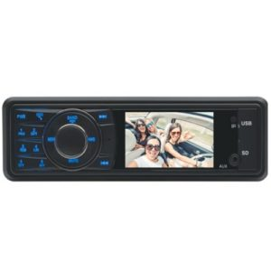 "Radio Auto Video Player Sal VB X100, LCD 3"", Bluetooth"