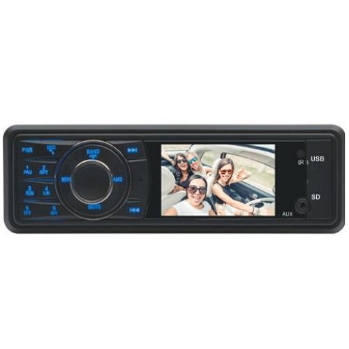 "Radio Auto Video Player Sal VB X100, LCD 3"", Bluetooth"