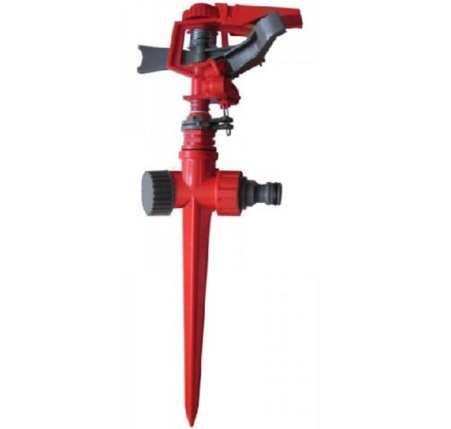 Aspersor rotativ rosu TopGarden 380941