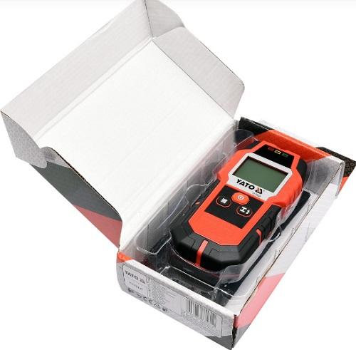 Detector digital cabluri pereti Yato YT-73131