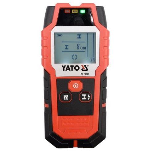 Detector cabluri, metale si profile Yato YT-73131