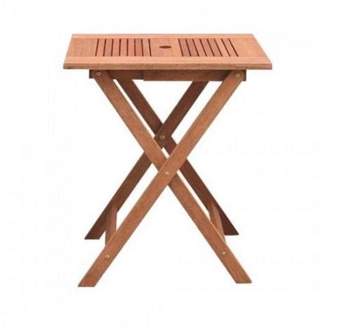 Masa pliabila din lemn Strend Pro Borren