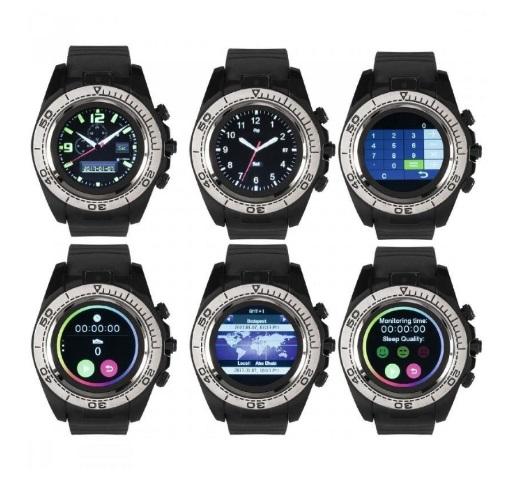 Ceas Smartwatch Home SMW 17