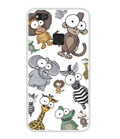 Husa Telefon Huawei P10 Lite - Animale din Savana