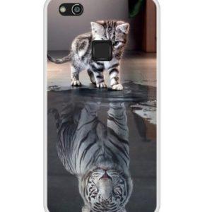 Husa Telefon Huawei P10 Lite - Pisoi si Tigru