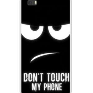 Husa Telefon Huawei P8 Lite - Angry Face