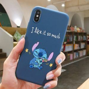 Husa Telefon iPhone Stitch - I like it so much