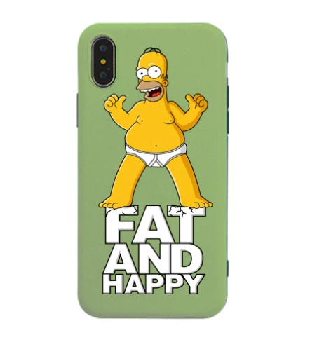Fat and Happy - Gras si fericit
