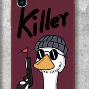 Husa Telefon iPhone 6 6s TPU - Gascan Killer Leon