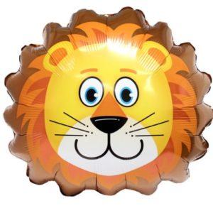 Balon mare pentru petreceri copii, model leu