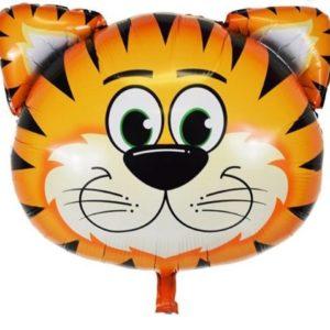 Balon mare pentru petreceri copii, model tigru