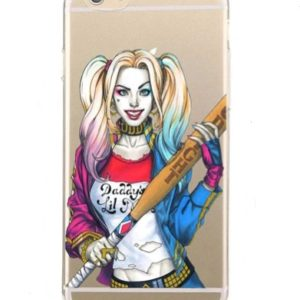 Husa Telefon iPhone - Model Suicide Squad