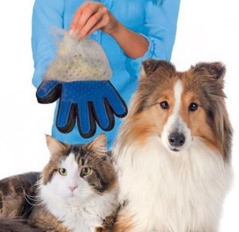 Manusa Tip Perie Pentru Caini si Pisici