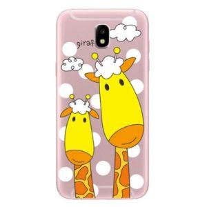 Husa Telefon Samsung Galaxy J5 2017 J530 - Model Girafe