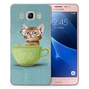 Husa Telefon Huawei J5 2017 J530F - Pisoi cu ochelari