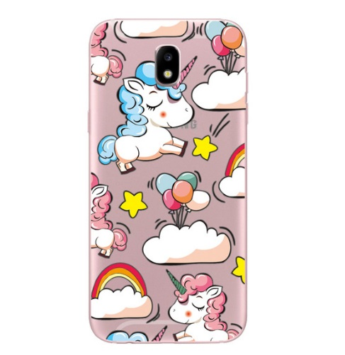 Husa Telefon Samsung Galaxy J5 2017 J530 - Model Unicorni