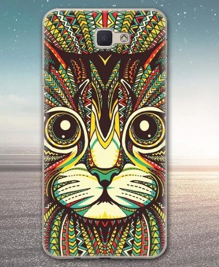 Husa Telefon Samsung Galaxy J7 Prime - Pisica
