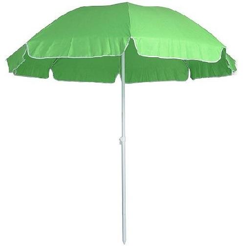 Umbrela de plaja sau piscina verde