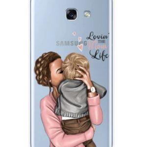 Husa Telefon Samsung Galaxy A6 2018 - Mama de Baiat