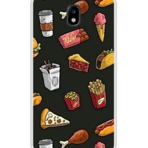 Husa Telefon Samsung Galaxy J5 2017 – Mancare Fast Food