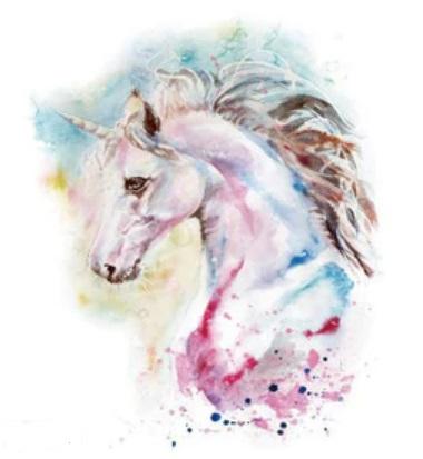 Tatuaje Temporare - Tatuaj Unicorn