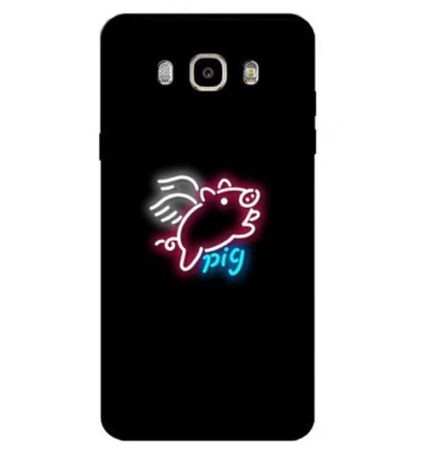 Husa Telefon Samsung Galaxy S9 Plus – Imagine Printata Porc Zburator