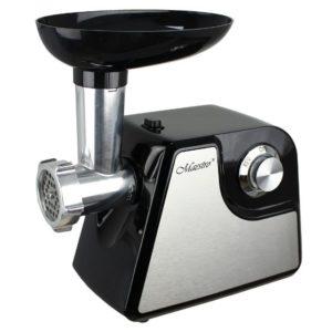 Masina Electrica de Tocat Carne Maestro + Accesorii pentru suc de rosii si carnati