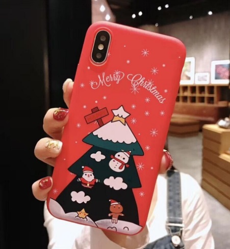 Husa Telefon Samsung Galaxy A30 - Brad de Craciun