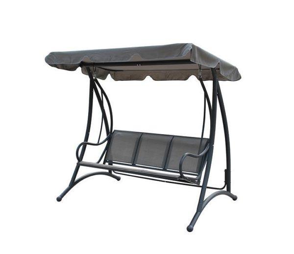 Leagan / Balansoar rezistent Strend Pro LENOX, acoperit, pentru terasa sau gradina