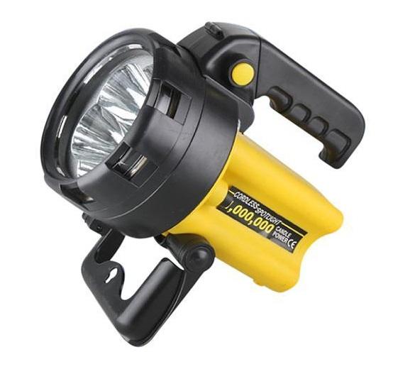 Lanterna LED-uri Reincarcabila cu Acumulator Strend Pro SpotLight SL4032
