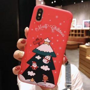 Husa Telefon Samsung Galaxy A50 - Brad de Craciun - Merry Christmas
