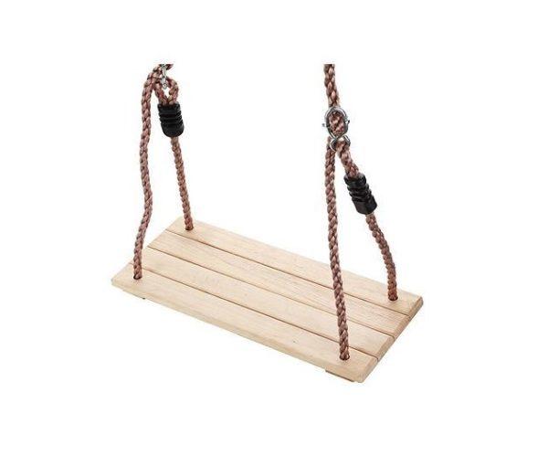 Leagan rezistent copii /adulti pentru exterior, gradina sau curte, din lemn