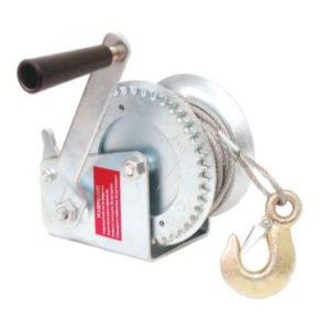 Troliu manual / dispozitiv de strangere cu manivela Gadget, 500kg