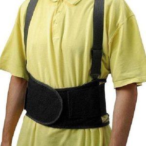 Centura pentru protectie spate, zona lombara si abdomen - Marimea XL
