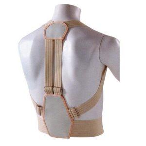 Centura cu bretele pentru protectie spate, coloana, zona lombara - Marimea M