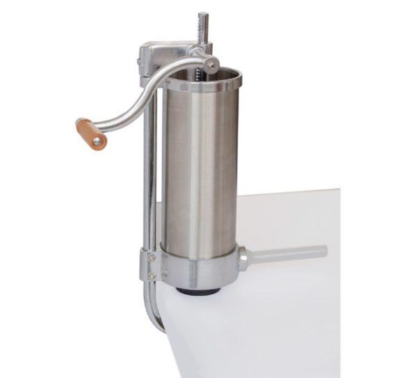 Masina pentru facut carnati 3kg verticala - Carnatar