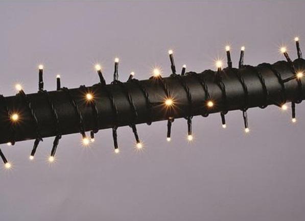 Instalatie Luminoasa Mare Pom Iarna Craciun MagicHome, Pentru Exterior, 19m
