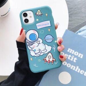 Husa Telefon Huawei P30 Pro Astronaut