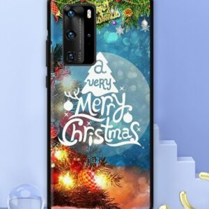 Husa Huawei P20 Pro Craciun - A Very Merry Christmas