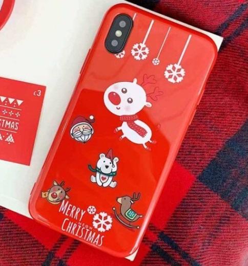 Husa iPhone 11 Craciun – Merry Christmas