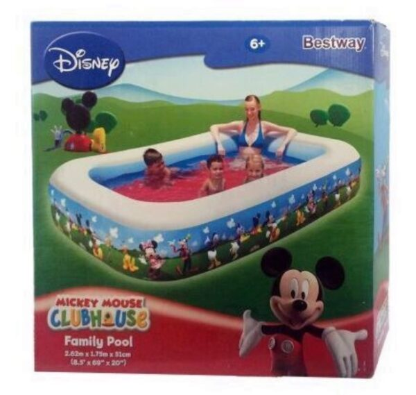 Piscina gonflabila pentru copii Bestway Mickey Mouse