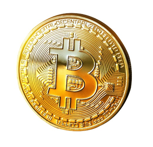 Moneda Bitcoin Aurie Cadou / Cadouri Personalizate