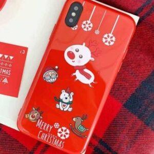 Husa Telefon iPhone 11 Pro Max Craciun - Merry Christmas