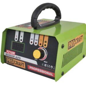 Redresor auto Profesional Procraft PZ10M, 165 W, 6V/12 V, 10-150 Ah