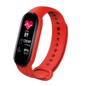 Bratara smart fitness M6 Android/iOS, Bluetooth